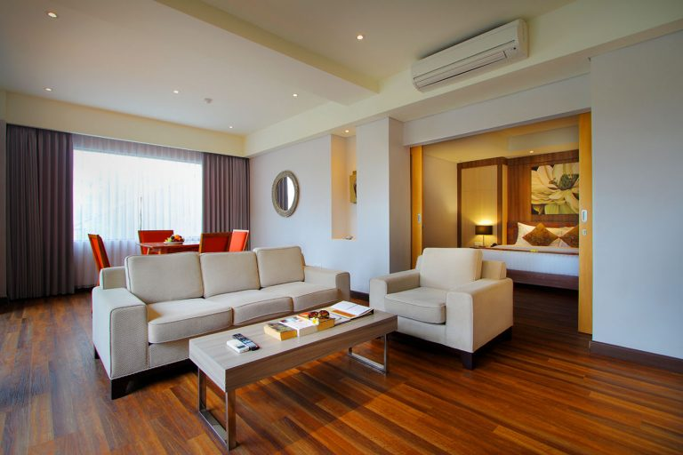 Kirana Suite Living Area
