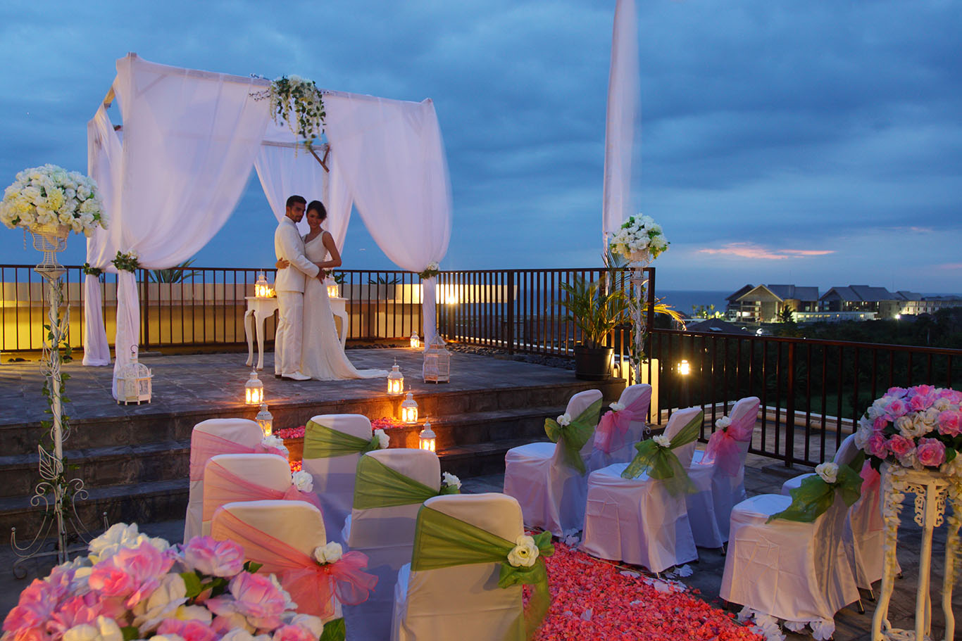 Elaborate Wedding & Reception