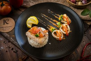 Seafood Dabu Dabu