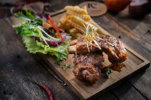 Balinse BBQ Pork